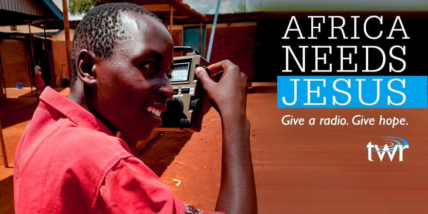 Africa needs Jesus - 880x440